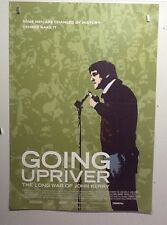 Original Movie Poster Going Upriver Single Sided 27x40