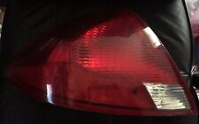 2000 01 02 03 FORD TAURUS TAIL LIGHT LEFT HAND(DRIVERS SIDE) LH OEM-USED
