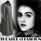 VINTAGE LAURA ASHLEY COAT 10 8 12 38 36 40 TWEED RIDING VICTORIAN 40s JACKET