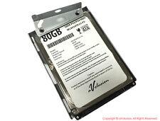 New 80GB PS3 Super Slim (CECH-400x) Hard Drive +FREE HDD Mounting Kit Bracket