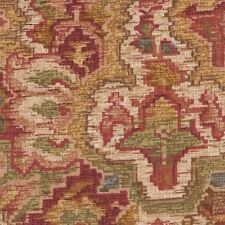 Mill Creek Kilim SUNSET Green Gold Teal Home Decor Cotton Drapery Sewing Fabric