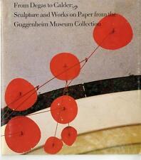 Alberto GIACOMETTI Amedeo MODIGLIANI Henry MOORE Alexander CALDER Max Ernst ++++