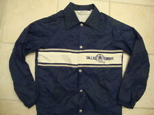 Vintage NFL Dallas Cowboys Stahl Urban Youth Windbreaker Jacket L