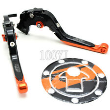 3M Protective Sticker Clear&Brake Clutch Levers For KTM DUKE125 DUKE200 DUKE390