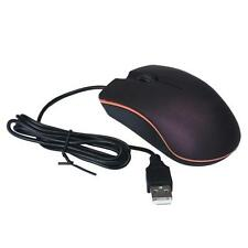 Optical USB LED Wired Game Mouse Mice For PC Laptop Computer PP