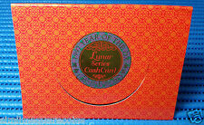 1997 Singapore Mint's Year of the Ox Lunar Series Cash Card