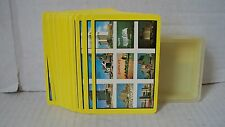 atlantic city new jersey postcard advertisment playing cards complete deck