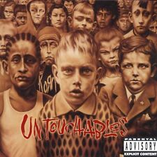 "KORN ""UNTOUCHABLES"" CD NEUWARE !!!  NEW METAL!!!"