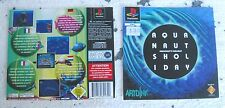 AQUANAUT'S HOLIDAY (1995) PLAYSTATION 1 COVER, NO DISCO
