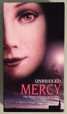 UNBRIDLED MERCY the return of jesus as a child   VHS VIDEOTAPE