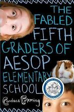 The Fabled Fifth Graders of Aesop Elementary School-ExLibrary