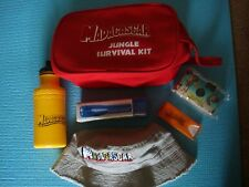 Dreamworks Official Merchandise Madagascar Jungle Survival Kit NEW Ships Free!