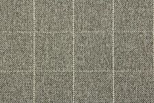 2.0m NEXT 'Tweedy Check Lawson'  in Dove Upholstery Fabric
