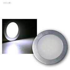 reflector empotrable LED blanco SLIM Lámpara de pie Foco suelo IP67