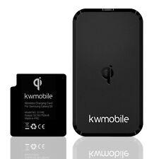 Wireless Ladeset Qi Receiver Adapter für Samsung Galaxy S5 i9600 Qi Ladegerät