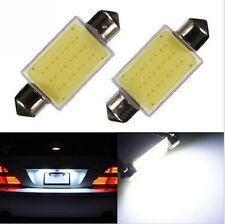 10pcs 31mm COB Festoon LED Bulbs Car License Fog Driving Lights Turn Signal lamp