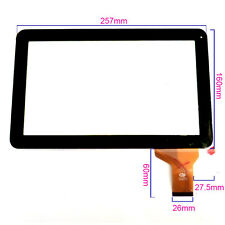 "10.1"" Replacement Digitizer Screen for A13, A20, Polaroid MID1018, Go Tab 10"