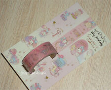 2016 Japan Sanrio My Melody PAPER Tape Stickers Adhesive Tape