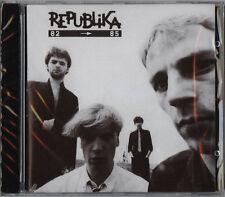 REPUBLIKA - 1982-1985: KOMBINAT, SEXY DOLL, BIAŁA FLAGA, TELEFONY...