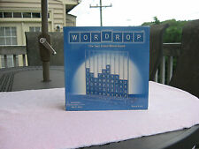 """Word Drop"" The Two Sided Word Game~New & Factory Sealed!"