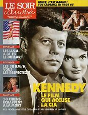 LE SOIR illustré N°3107 john kennedy 1992