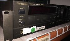 Vintage Technics SV-DA10 DAT Recorder Player Audio Tape Deck