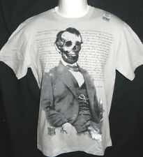 MENS ABRAHAM LINCOLN VAMPIRE HUNTER T-SHIRT SIZE M