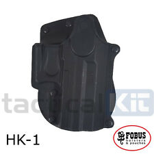New Fobus H&K USP Compact Rotating Paddle Holster UK Seller HK-1 RT