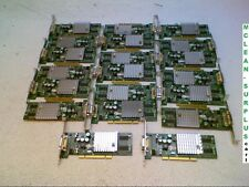 Lot 20 HP NVIDIA Quadro NVS 280 350970-004 398686-001 64MB PCI Video Card Cards