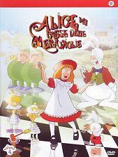 FILM DVD - ALICE NEL PAESE DELLE MERAVIGLIE SERIE STAGIONE 4 - Nuovo!