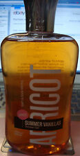 1 Summer Vanilla Apricot Body Wash Full Sized Bath and Body
