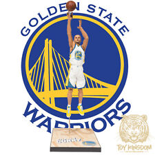 STEPHEN CURRY - McFarlane NBA 28 Golden State Warriors MVP Figure - IN STOCK