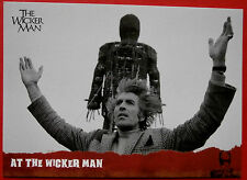 The wicker man carte # 31 individuel carte, émis en 2014 par imparable cartes