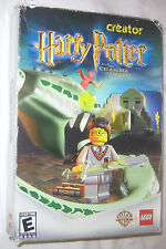 LEGO Creator Harry Potter and the Chamber of Secrets PC, 2002 Free Ship U.S.A.