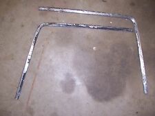 1963-1964 Buick Riviera exterior rear window top side trim molding pieces