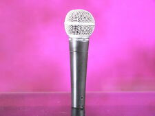 Shure SM58 Professional Dynamic Microphone - Popular XLR Workhorse Vocal Mic