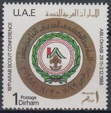 UAE 1988 ** mi.263 Boy Scout scouts Scouting