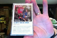 Al Copley and Hal Singer- Royal Blue- new/sealed cassette tape