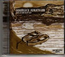(BV104) Goodluck Jonathan, This Is Our Way Out - 2011 CD