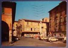 PISA - PIAZZA - ANIMATA AUTO - ANNI '70