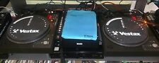 vestax pdx-d3 turntables original excellent condition free mixer @ buyitnow