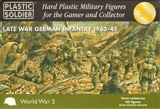 The Plastic Soldier Company 15mm German Infantry (WWII) box set
