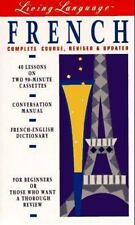 Living French, Revised (cass/book): The Complete Living Language-ExLibrary
