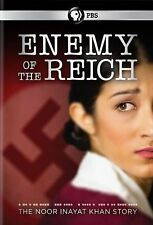 Enemy of the Reich: The Noor Inayat Khan Story (DVD, 2014)