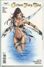GRIMM FAIRY TALES SWIMSUIT 2016 COVER B TYNDALL ZENESCOPE NM