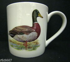 Extra Large Fine Bone China One Pint Pot Mug Duck