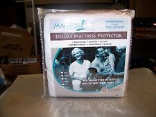 Mattress 1st Deluxe Mattress Protector. QUEEN  see description.