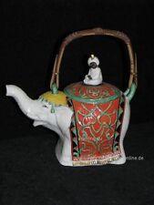 +# A002826_03 Goebel Archiv Muster Kanne Tee Kaffee Inder Elefant T635 Krone