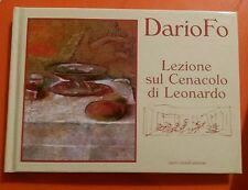 DARIO FO.  Lezione sul Cenacolo di Leonardo da Vinci