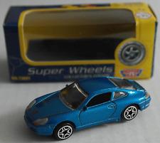 Motormax - Porsche 911 (996) blaumet. Neu/OVP